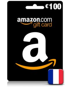 Amazon Gift card (France)-€100