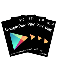 Google Play Gift voucher (USA)