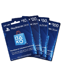PSN Gift card (USA)