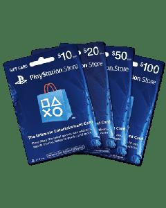 PSN Gift card (USA)