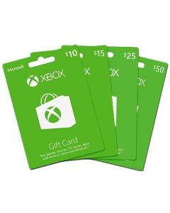 XBOX Gift voucher (USA)